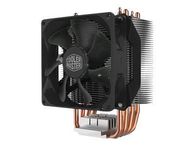 Cooler Master Hyper H412R - Prozessorkühler - (LGA775 Socket, LGA1156 Socket, Socket AM2, Socket AM2