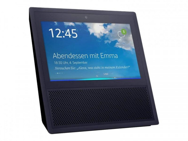 Amazon Echo Show Smart Home Black DE (German,UK,Japanese)