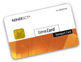 timeCard TransportCard