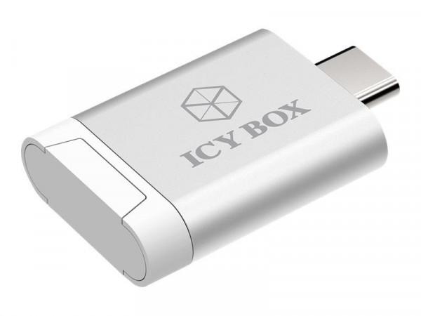 ICY BOX ICY BOX IB-CR100 - Kartenleser (SD, microSD, SDHC)