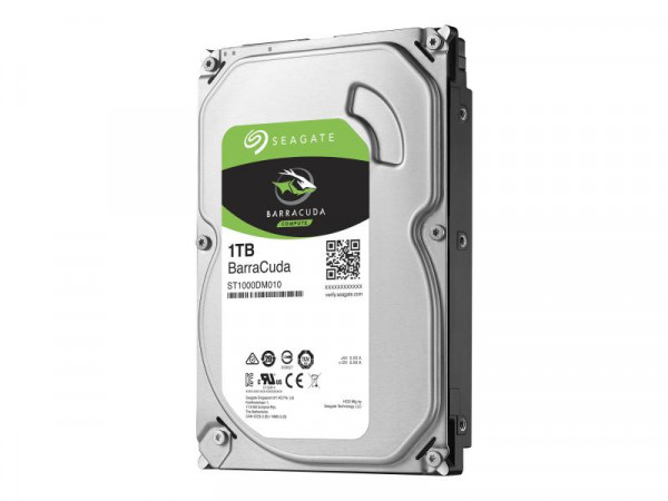 HDD Seagate BarraCuda ST1000DM010 1TB SATAIII 7200