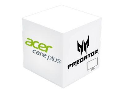 Acer Care Plus Carry-in Virtual Booklet - Serviceerweiterung
