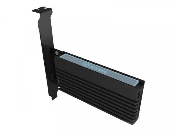 Konverter IcyBox M.2 NVMe SSD -> PCIe IB-PCI214M2-HSl