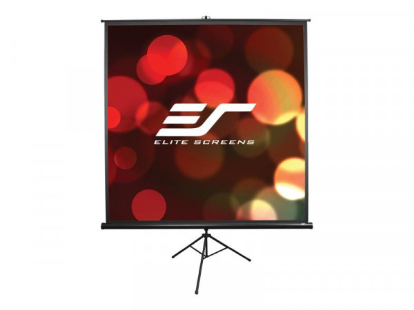 Elite Screens Stativ 4:3 244*183cm Tripod schwarz