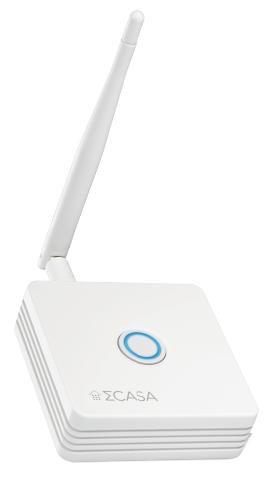 Sigma Casa Home Control ECentral Gateway Basisstation WiFi