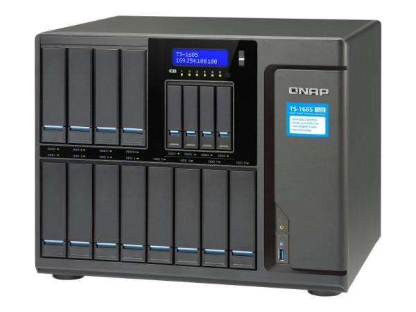 """NAS QNAP TS-1685-D1521-8G 12x 3,5"""" + 4x 2,5"""""""