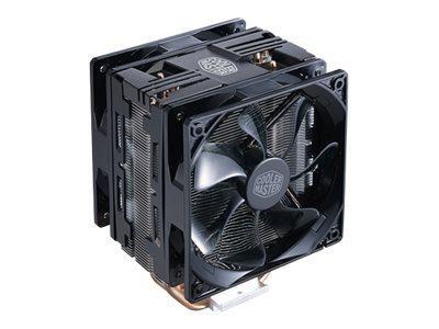 Cooler Master Hyper 212 LED Turbo - Prozessorkühler - (für: LGA775, LGA1156, AM2+, LGA1366, AM3, LGA
