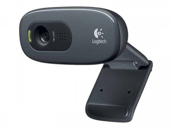 Logitech HD-Webcam C270 black retail