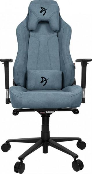 Arozzi Gaming Stuhl Vernazza blue - Soft Fabric