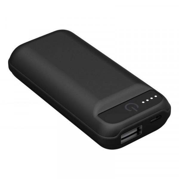 iconBIT Powerbank FTB5000GT 5000 mAh 2A Input black