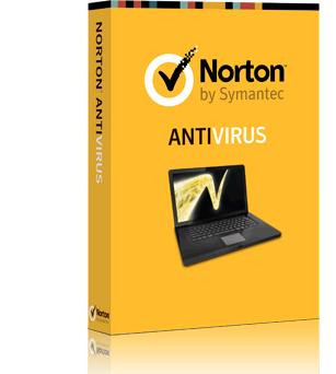 Symantec Norton AntiVirus 2014 Small Office Pack - Box-Pack (1 Jahr)