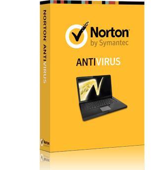 Symantec Norton AntiVirus 2014 Small Office Pack - Box-Pack (1 Jahr)