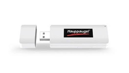Hauppauge TV-Tuner WinTV-UnoHD USB Stick DVB-T2 f WinPC + NB