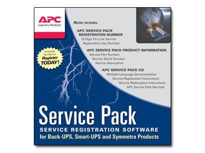 APC Garantie Service Pack 3 Year Warranty Extension SP-02
