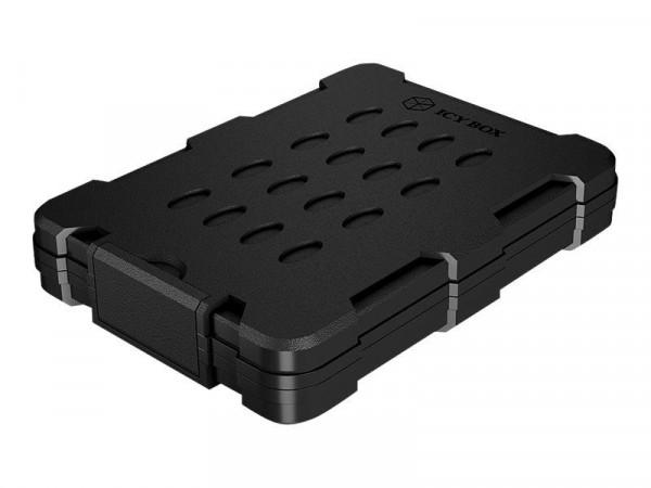 """ICY BOX ICY BOX IB-279U3 - Speichergehäuse - 2.5"""" (6.4 cm)"""