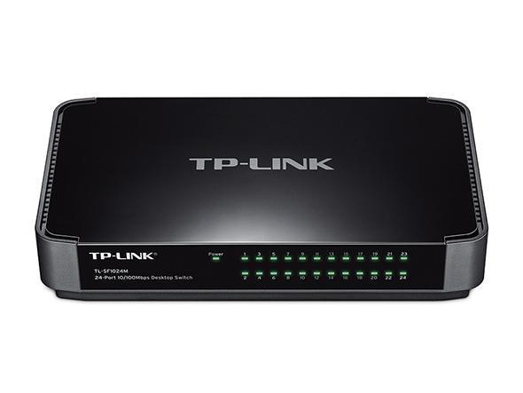 Switch TP-Link 24x FE TL-SF1024M