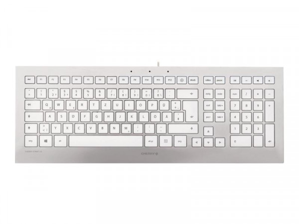 Cherry STRAIT 3.0 - Tastatur - USB - Layout für Großbritannien