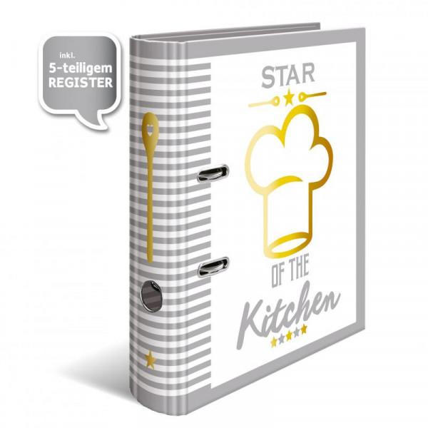HERMA Rezeptordner Star of the Kitchen A4