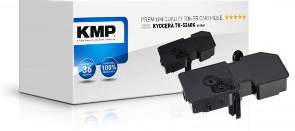 KMP Toner Kyocera TK-5240K/TK5240K black 4000 S. K-T84B
