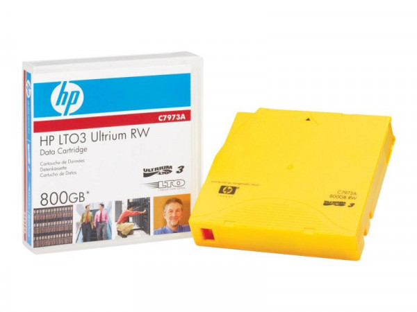 HP Enterprise Ultrium RW Data Cartridge - LTO Ultrium 3
