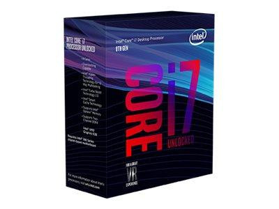 Intel Core i7 8700K 1151 6x3,7GHz 12MB boxed o. Kühler!