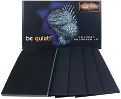 Rev./be quiet NoiseAbsorber Chieftec-Big Stoffvlies schwa