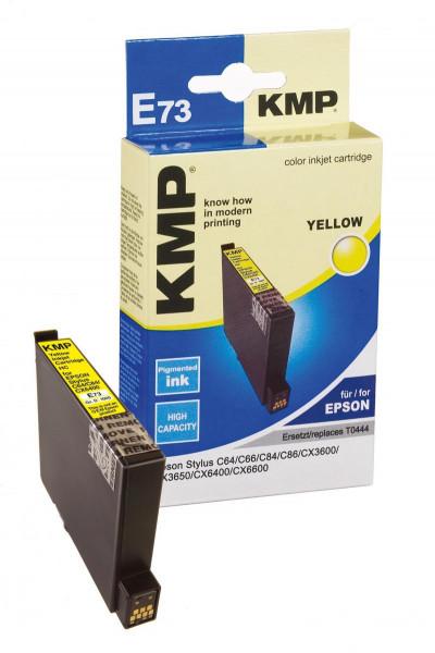 KMP 13 ml - Gelb - Original - Tintenpatrone