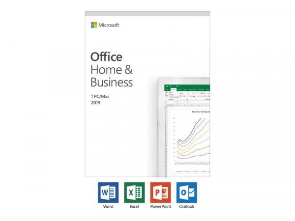 Office 2019 Home & Business 32-bit/x64 Deutsch PKC P6