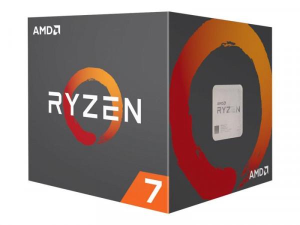 AMD Ryzen 7 2700x 4,35GHz AM4 20MB Cache Wraith Prism