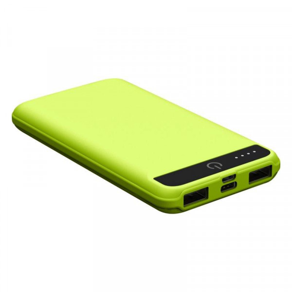 iconBIT Powerbank FTB10000GT 10000 mAh 2A Input green