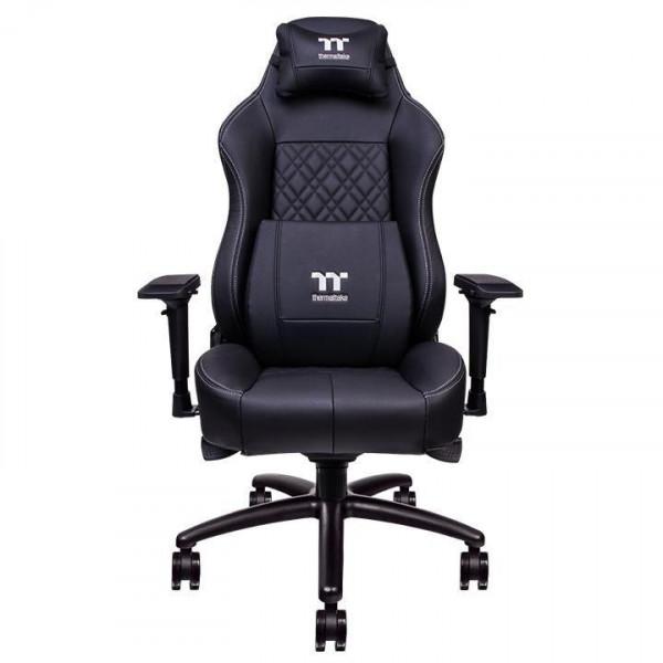 Gaming Stuhl Tt-eSports X-Comfort Real Leather- Black retail