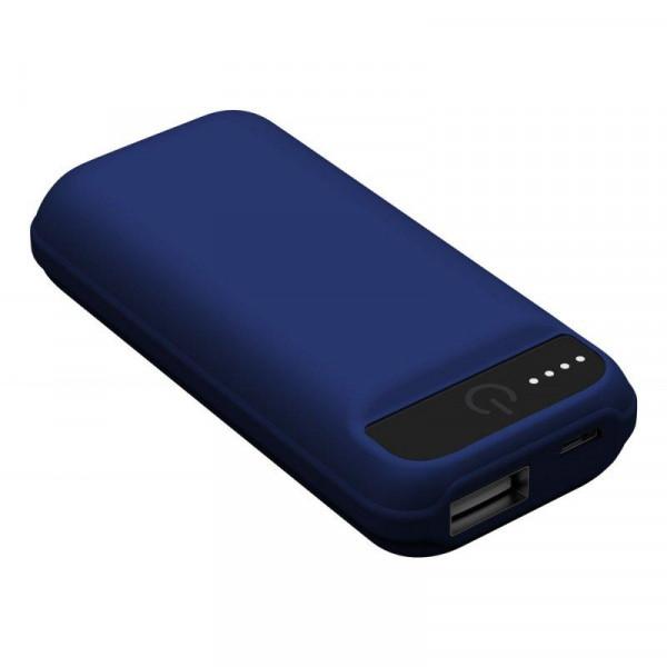 iconBIT Powerbank FTB5000GT 5000 mAh 2A Input blue