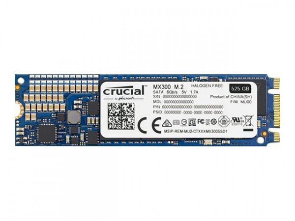 SSD 525GB Crucial M.2 (2280) MX300 SATAIII retail