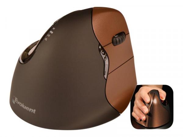 Maus Bakker Evoluent 4 VerticalMouse klein Rechts Wireless