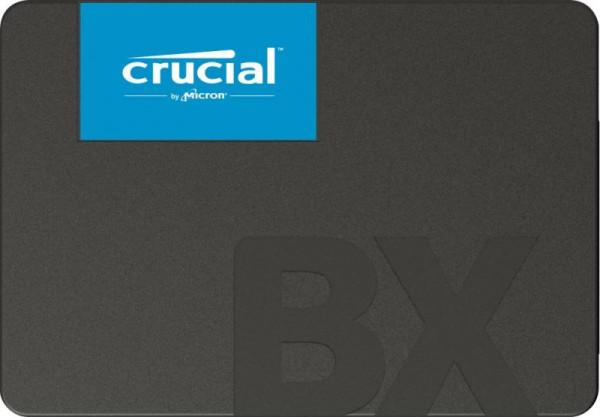 "SSD 120GB Crucial 2,5"" (6.3cm) BX500 SATAIII 3D 7mm retail"