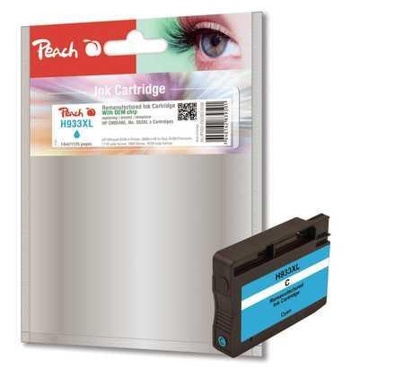 Peach Patrone HP NR.933XL CN054AE cyan Comp.