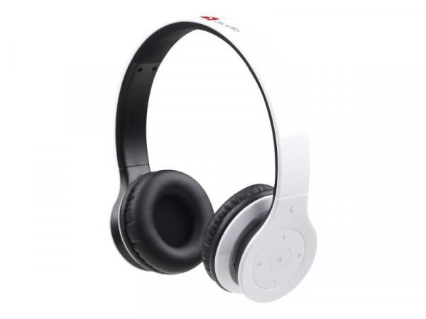 Gembird Berlin BHP-BER-W - Headset - Full-Size