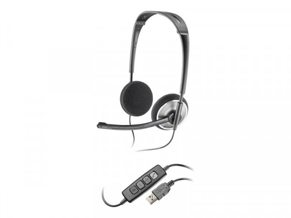Plantronics Headset .audio478 USB faltbar