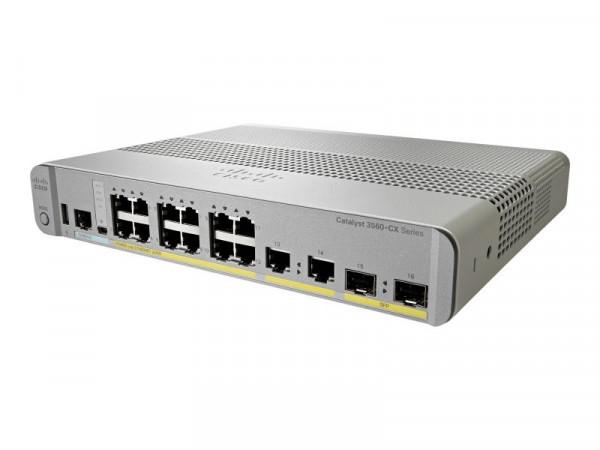Cisco WS-C3560CX-12PC-S Catalyst Switch POE