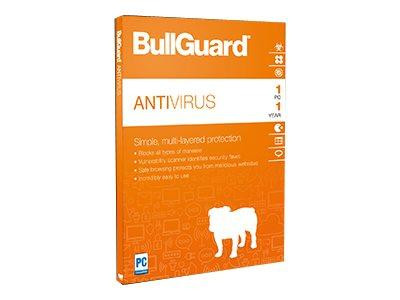 BullGuard Antivirus Retail 1Jahr/1 PC (Windows)