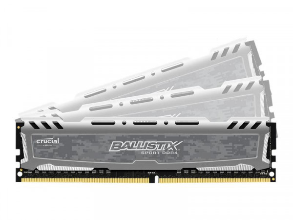 Crucial Ballistix Sport LT - DDR4 - 16 GB: 4 x 4 GB - DIMM 288-PIN