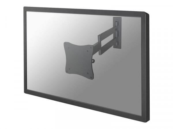 NewStar TV/Monitor Wall Mount (Full Motion) FPMA-W830 - Wandhalterung für LCD-Display - Silber - Bil