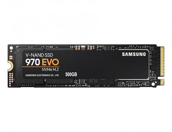 SSD Samsung SSD 970 EVO 500GB M.2 NVMe